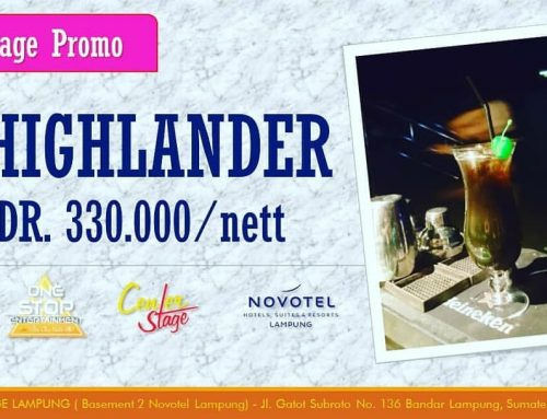 Promo HIGHLANDER