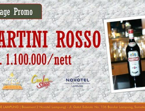 Promo Martini Rosso