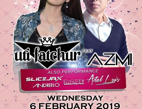 UTI FATCHUR Feat AZMI, Wednesday, 6 February 2019