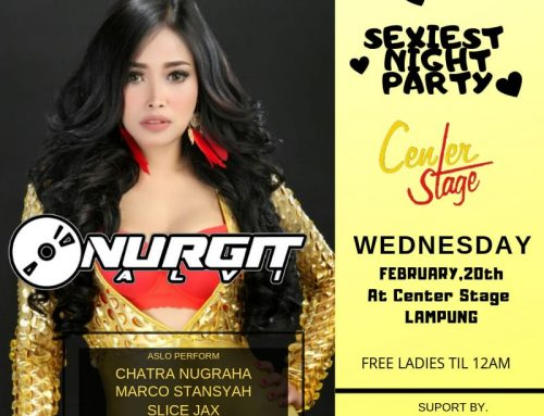 SEXIEST NIGHT PARTY Wednesday, 20 February 2019