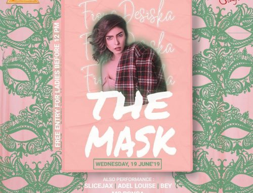 THE MASK Wednesday, 19 June 2019