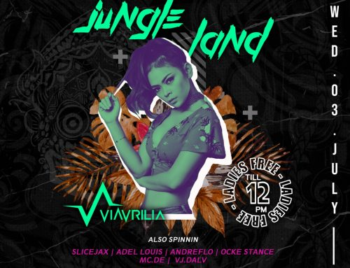 Jungle Land Saturday, Wednesday 03 July 2019