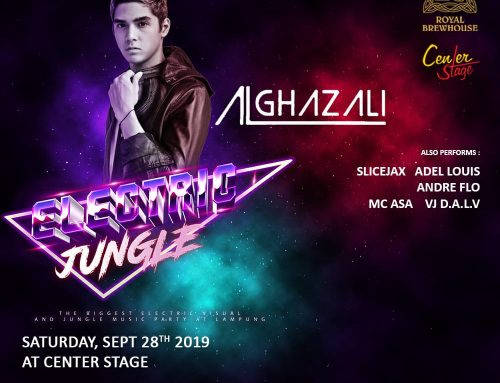 ALGHAZALI – Electric  Jungle  – Saturday 28 September 2019