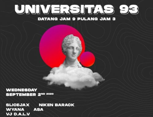 Universitas 93 – Wednesday, September 2nd 2020
